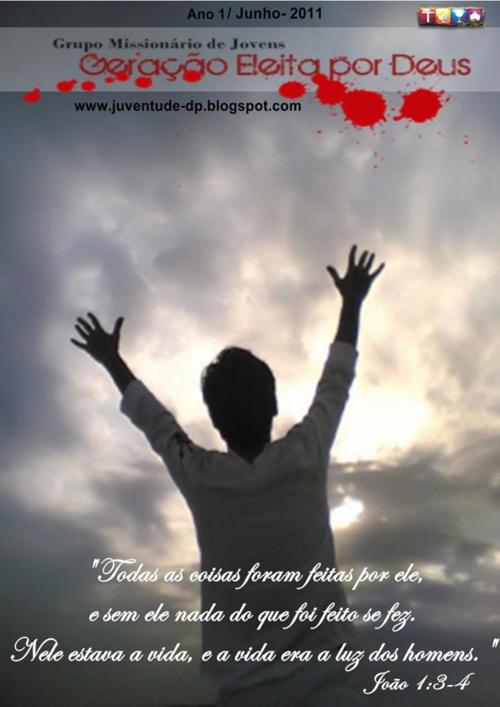 Revista Online Geração Eleita por Deus- Junho