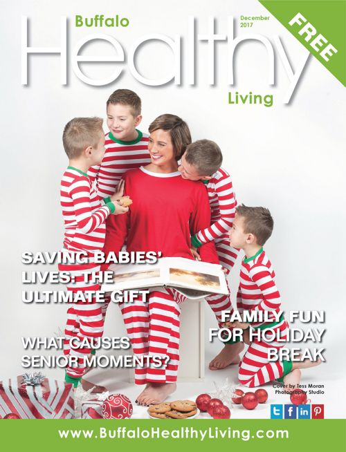 Buffalo Healthy Living December 2017
