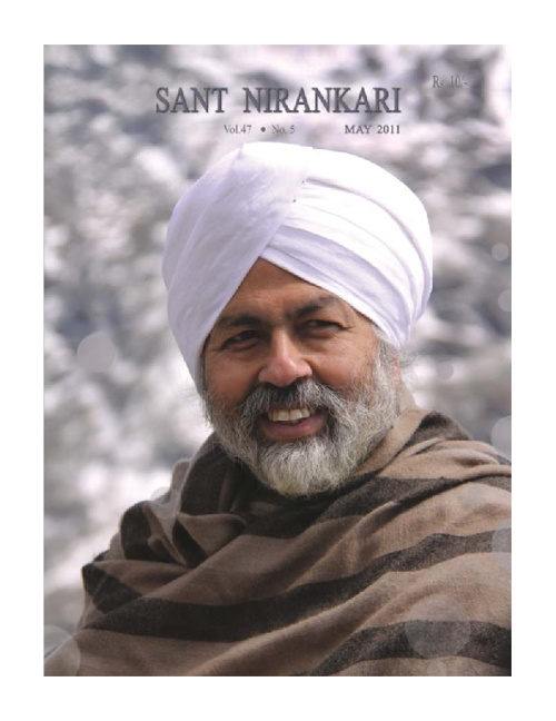 Sant Nirankari 'English' 2011, May