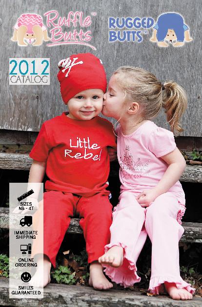 RuffleButts - RuggedButts Spring 2012 Catalog