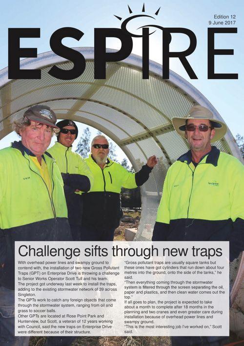 ESPire  9 June 2017