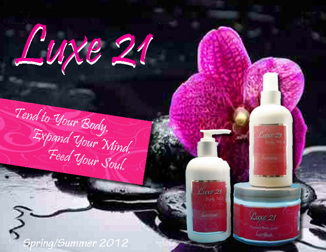 Luxe 21 Product Catalog 2012