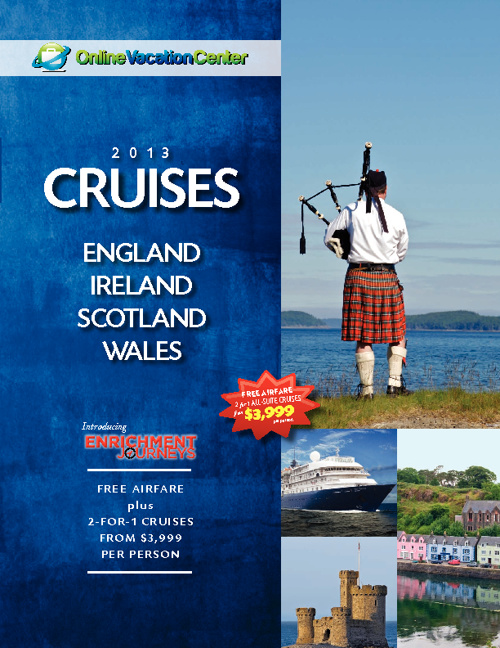 Enrichment Journeys Cruises