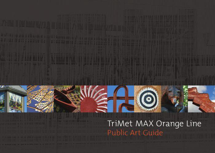 TriMet MAX Orange Line Public Art Guide