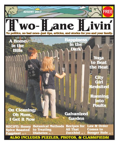 Two-Lane Livin August 2017