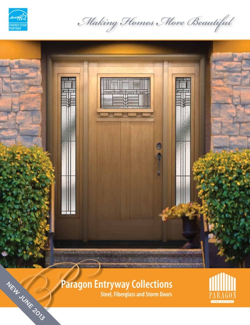 2013 Paragon Door Designs Catalog