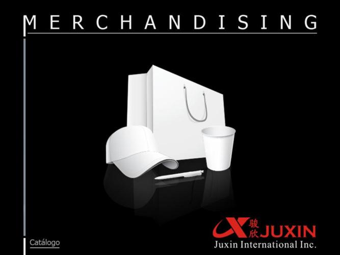 Catálogo Juxin