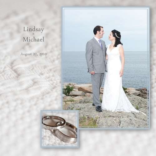 Wedding Album Design 2
