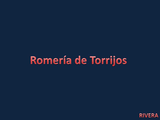 ROMERIA DE TORRIJOS