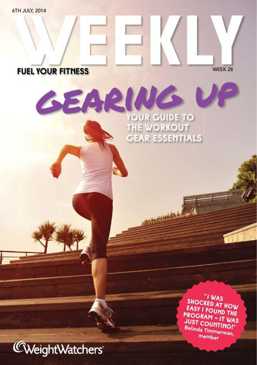Weight Watchers Weekly Issue 28