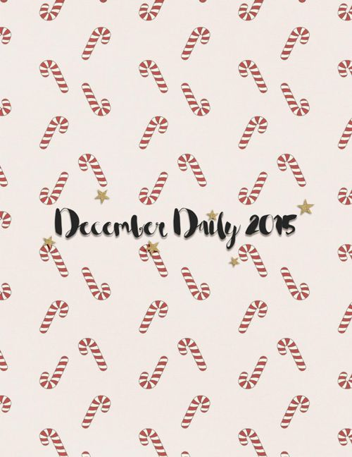 December Daily | Christmas Is Coming!