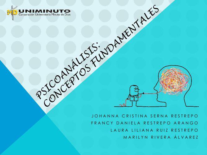 Conceptos fundamentales del psicoanálisis