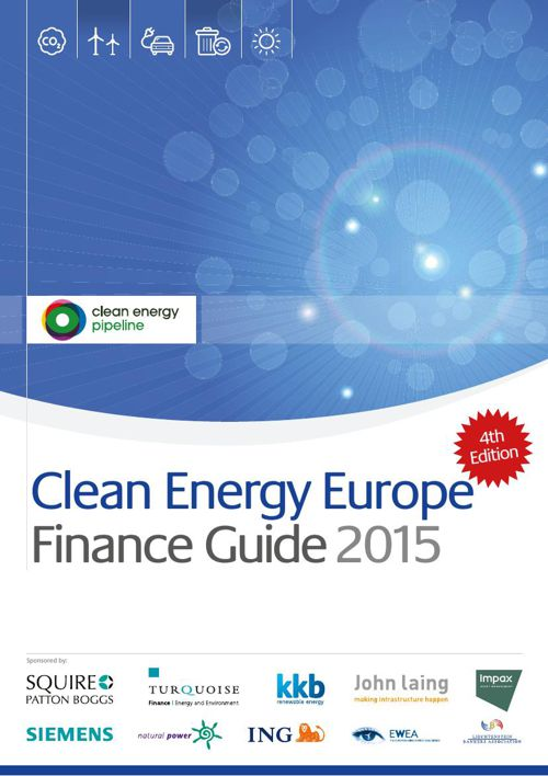 Clean Energy Europe Finance Guide 2015