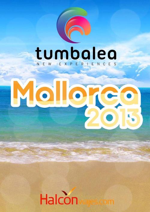 Catálogo Tumbalea Mallorca 2013