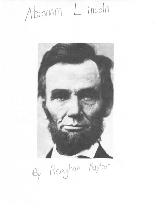 Abraham Lincoln by Reaghan
