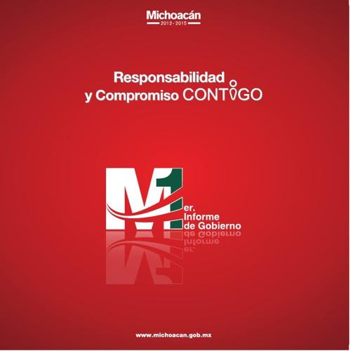Primer Informe de Gobierno Michoacán 2012