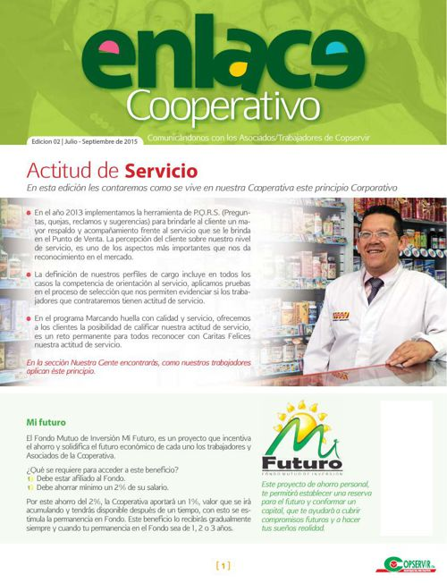 Enlace Cooperativo Edición 2