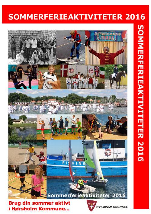 PDF Sommeraktiviteter 2016 - til bladrebog
