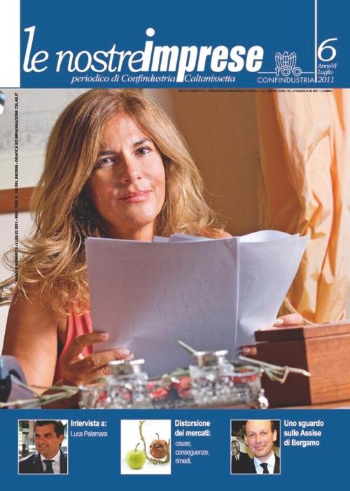 Copy of Le Nostre Imprese Numero 6 Anno VI - Luglio 2011