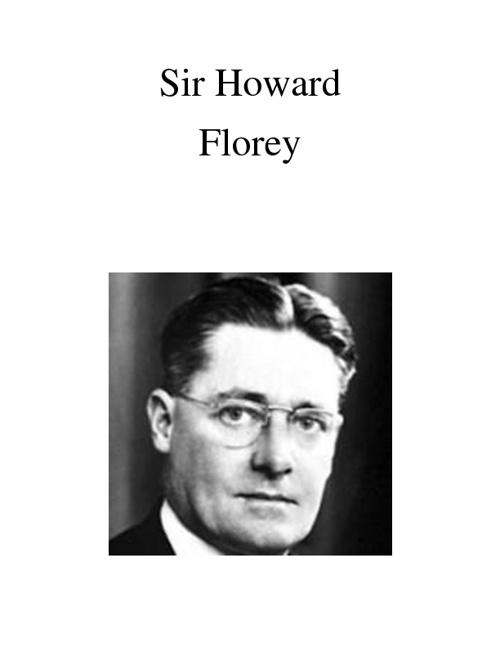 Sir Howard Florey