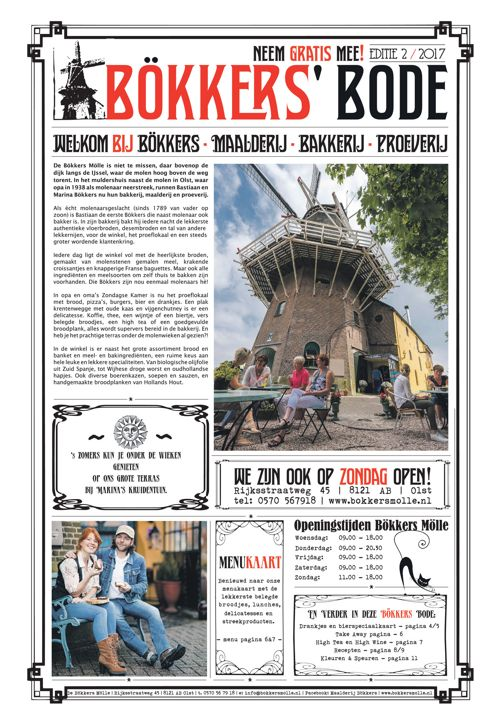 Bokkersbode editie2 2017