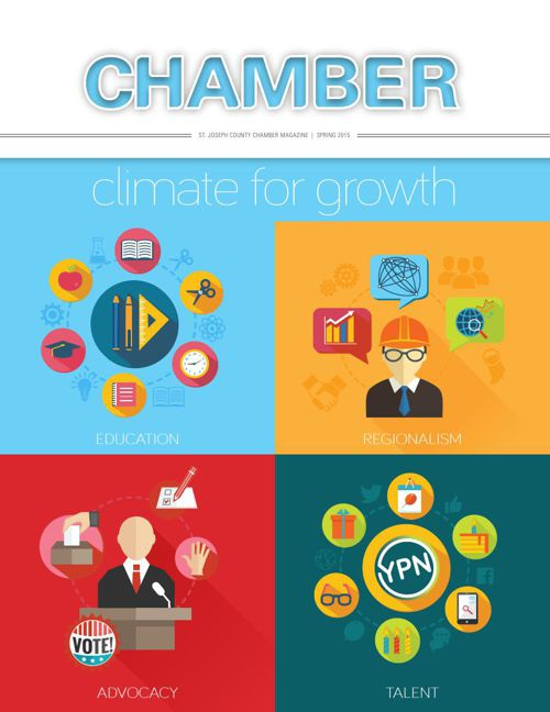 Chamber Magazine Spring 2015