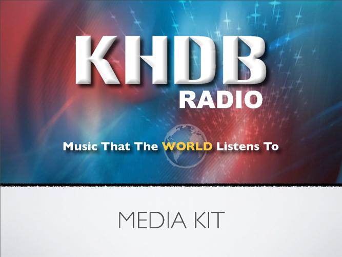 KHDB Radio Media Kit