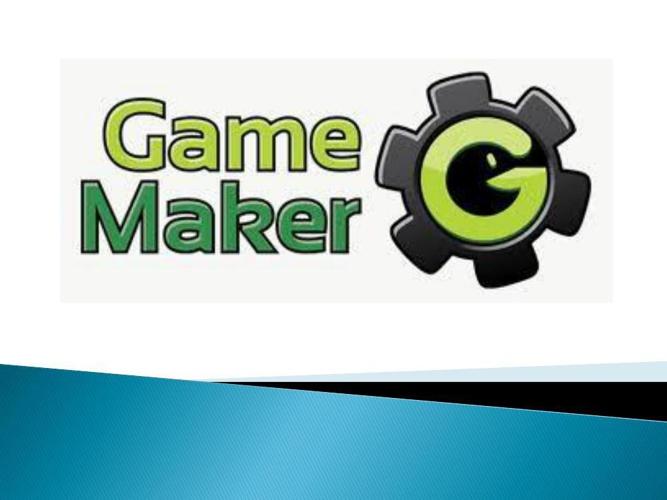 Λίγα λόγια για το Game Maker