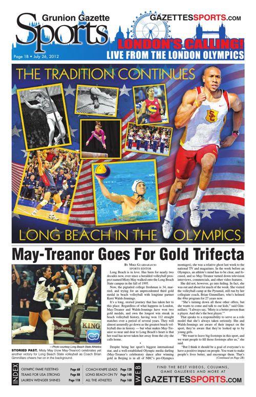 Gazette Sports | July 26, 2012