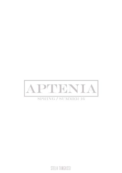 Aptenia Catalogo SS16