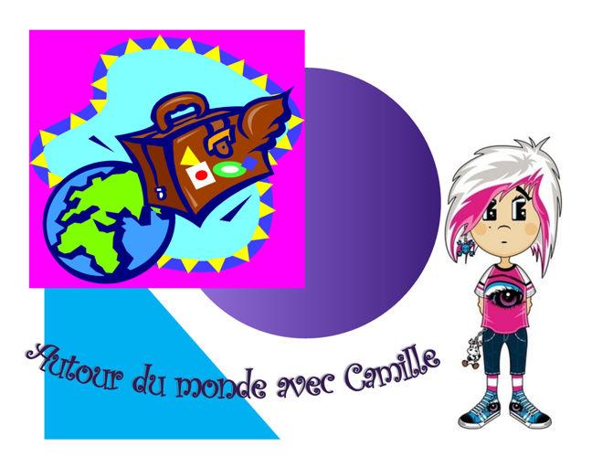 Autour du monde avec Camille