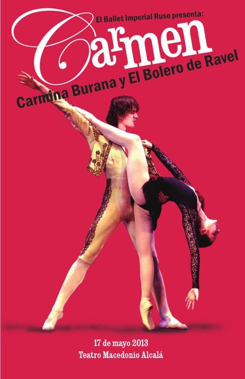 Ballet Imperial Ruso - 17 de mayo