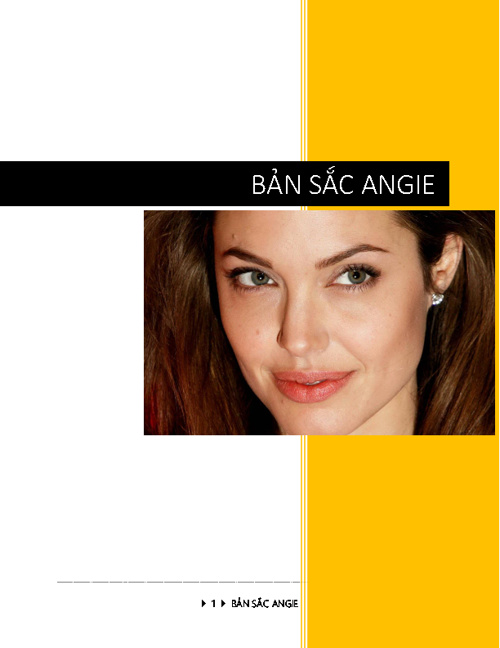 ANGELINA JOLIE: FROM EGO