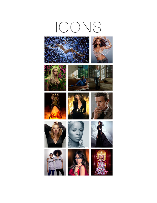 ICONS Exhibition & Book Launch