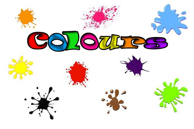 Colours and Numbers by Megan