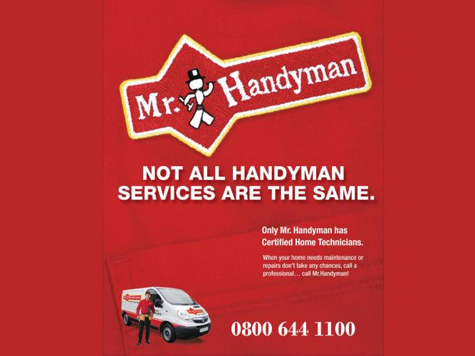 Mr Handyman Services Bournemouth
