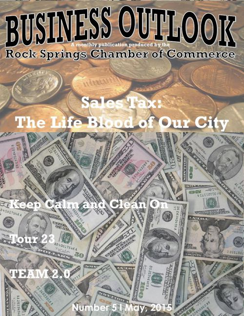 Rock Springs Chamber May Newsletter