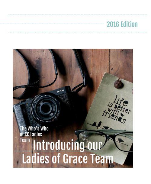 Ladies of Grace Team Members