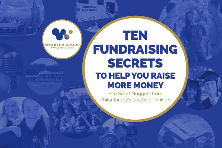 The Winkler Group - Ten Fundraising Secrets