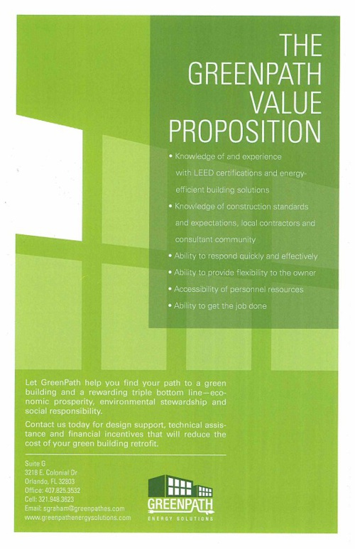 Green Path Pamphlet