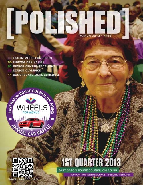 EBRCOA Quarterly Publication -  POLISHED - 1st Quarter Edition