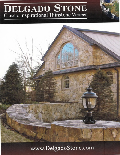 Old World Cobble® has Delgado Stone
