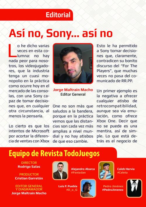 Revista TodoJuegos N°52