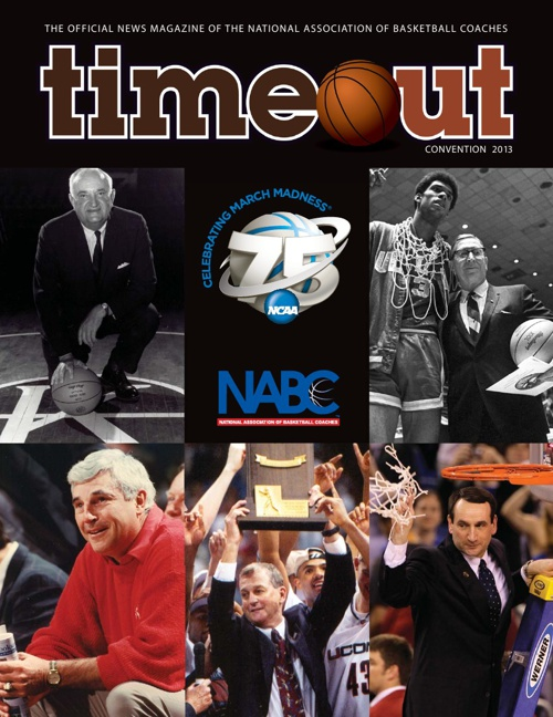 NABC TimeOut Magazine - Convention 2013