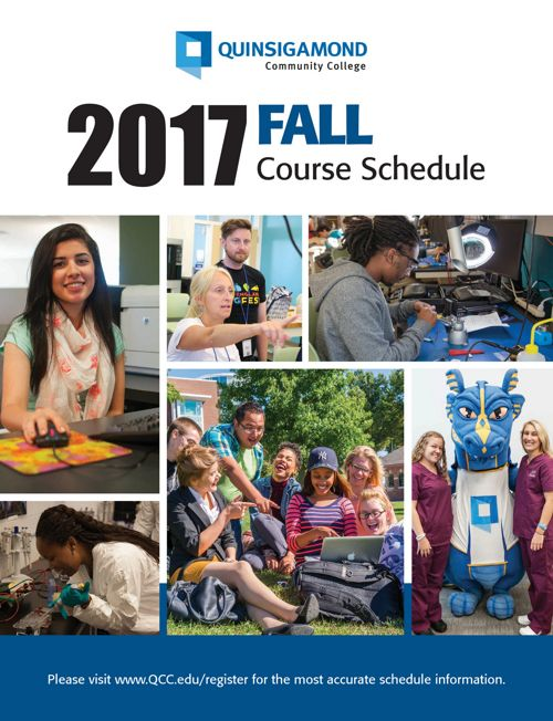 Fall 2017 Course Schedule
