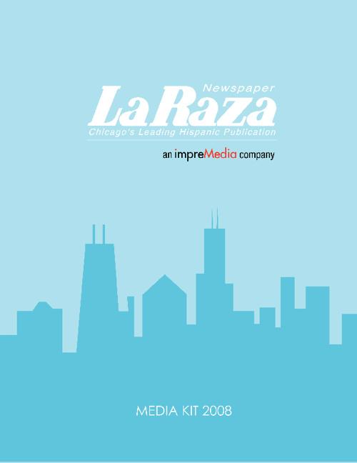 La Raza Media Kit 2008