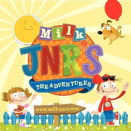 Milk JNR's Brand Story