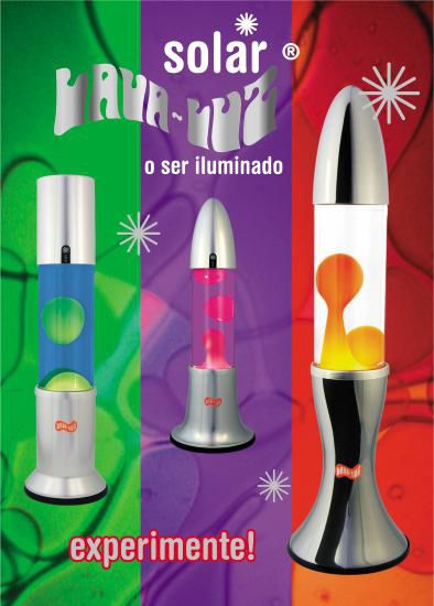 catálogo solar* 2015 - luminárias de lava e lançamentos