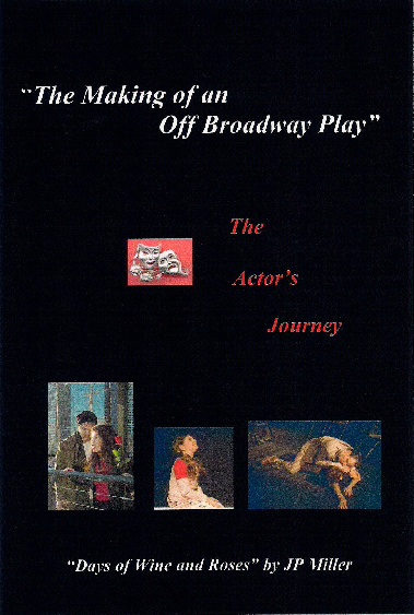 New Flip 1The Making of an Off Broadway Play