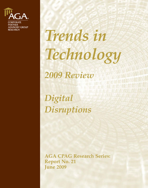Tech Disruptions June 2009